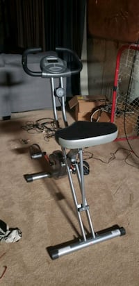 Exerpeutic 310 Magnetic Resistance Upright Bike $120 Mississauga, L5W 1Z1