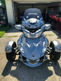 Can Am - Spyder RT - 2012 New Orleans