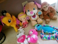 Stuffed Animals Bundle  San Antonio, 78233