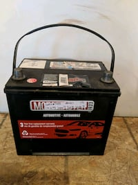 black and red Lincoln Electric welding machine Division No. 6, T1X 0K3