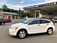 Team West Auto Group 2007 Dodge Caliber SXT No accident Clean dodge caliber  Vancouver, V6E 2B9