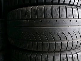 255/50R19 Continental Winter Pair of 2