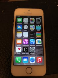 gold iPhone 6 with case Gaithersburg, 20877
