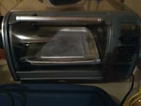 black and gray toaster oven Edmonton, T6J 6R8
