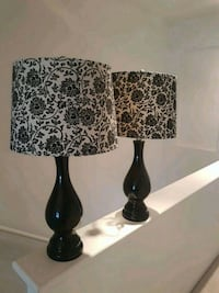 Two bedroom lamps  Surrey, V3S 1R8