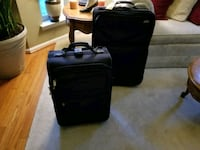 2 black  luggage  Downingtown, 19335