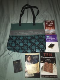 Inspiration book set with free bag-$2 Hyattsville, 20784