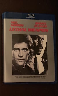 Lethal Weapon used bluray 419 mi