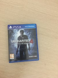 Uncharted 4 para PS4