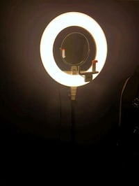 yellow lighted vanity mirror Bowmanville