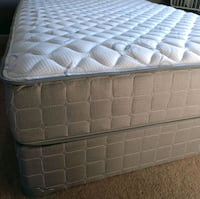 Full mattress and box spring sets or separately  Nashville, 37217