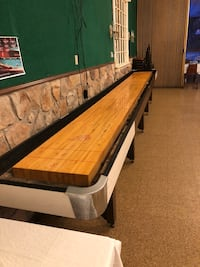22' shuffle board with pucks Frederick, 21701