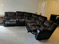 Microfiber 2piece sectional for sale! Germantown