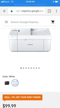 Canon printer brand new in box wireless and iCloud compatible Springfield, 22150