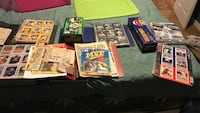 assorted trading card collection Pitt Meadows, V3Y 1X2