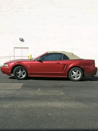 2003 Ford Mustang Phoenix