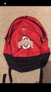 red and black Nike backpack Virginia Beach, 23464
