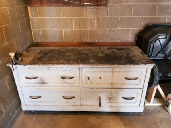 Amazing Antique Work Bench Chest Kitchen Island Pdpeps Interior Chair Design Pdpepsorg