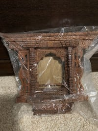 Handmade wooden picture frame brand new  Annandale