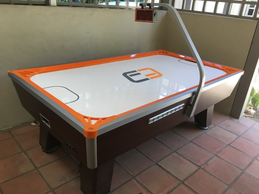 Delicieux Used Emerick Air Hockey Table For Sale In San Marino