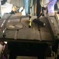 Table saw  Cambridge, N1R 3W7