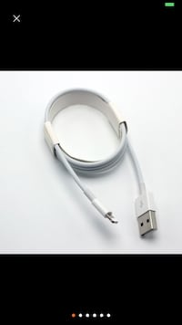 white USB to micro USB cable Washington, 20024