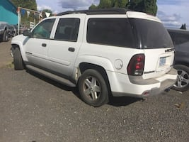 Parting out 2003 chevy trailblazer stock # 20184