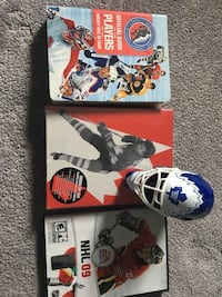 4 hockey collectables for $40 Newmarket