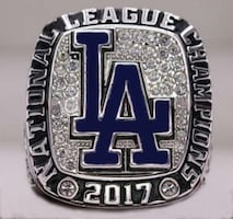 Los Angeles Dodgers Championshp Ring