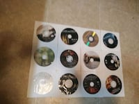 12 horror movies DVDs lot Summerville