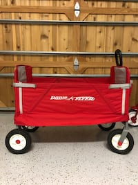 Radio Flyer All-Terrain 3-in-1 EZ Folding Wagon for kids and cargo Southlake, 76092