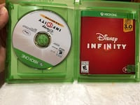 Xbox one disney infinity edition 3.0 game disc with case Selden, 11784