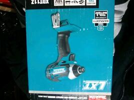 Makita 18V LXT® LITHIUM-ION IMPACT DRIVER (Tool-only)
