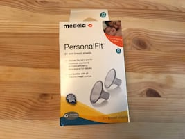 PersonalFit Breast Shields, New in Box