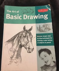 Collectors Series: The Art of Basic Drawing Hesperia, 92345