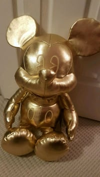 X-Large 90th special edition rare gold mickey Bradford West Gwillimbury