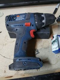 blue and black cordless drill Ontario, L8G 4Y6