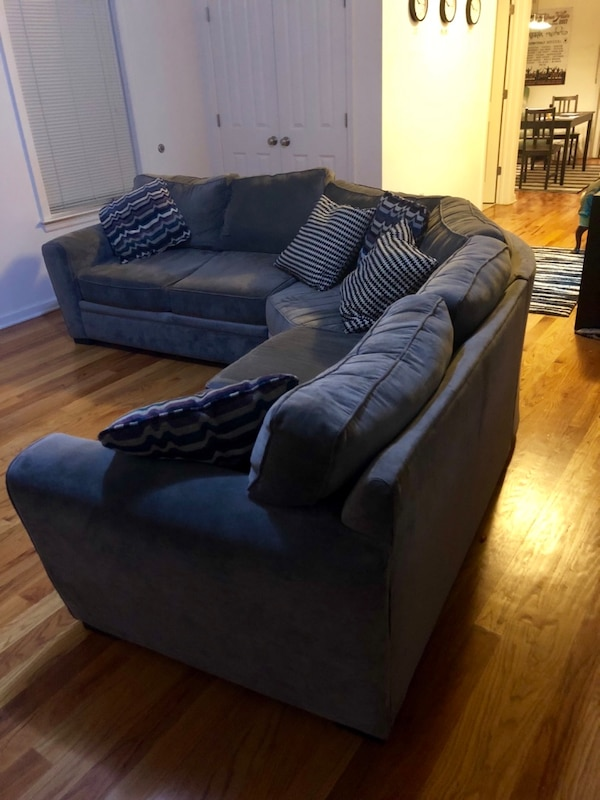 Used Artemis Sectional Sofa For Sale In Jersey City Letgo