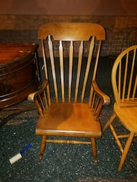WOODEN ROCKING CHAIR  Forest Hill, 21050