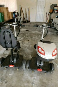 5 star scooters 2017 Helendale, 92342