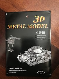 3D model model new in package Vancouver, V5Z