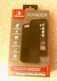Voyages Case for IPhone 6 Plus and 6s Plus Henderson