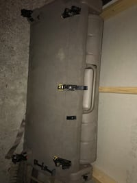 3rd row seat for 2006 Chevy suburban. Tan leather, good condition   Johnstown, 15904
