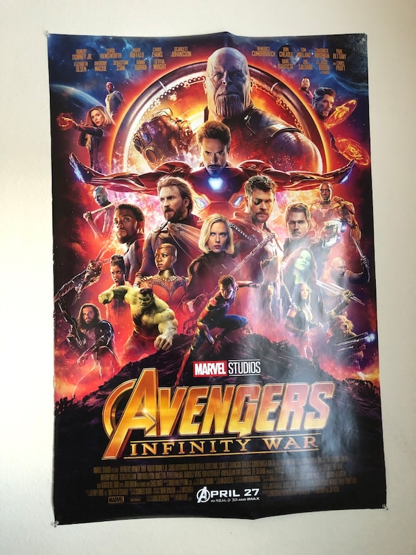 Avengers Infinity War Poster 1fd0a8ab-1460-4f28-9421-51062926fddf