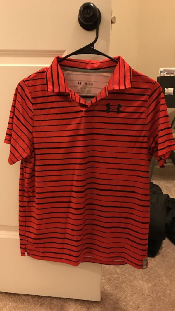 2c0c1c380e4 Used Boys underarmour XL golf shirt for sale in Holly Springs - letgo