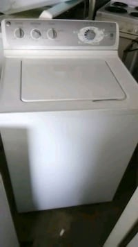 white top-load clothes washer Virginia Beach, 23464