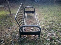 Excellent working futon frame Paeonian Springs