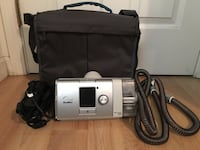Air Curve 10 VAUTO CPAP with smart card & Carry bag