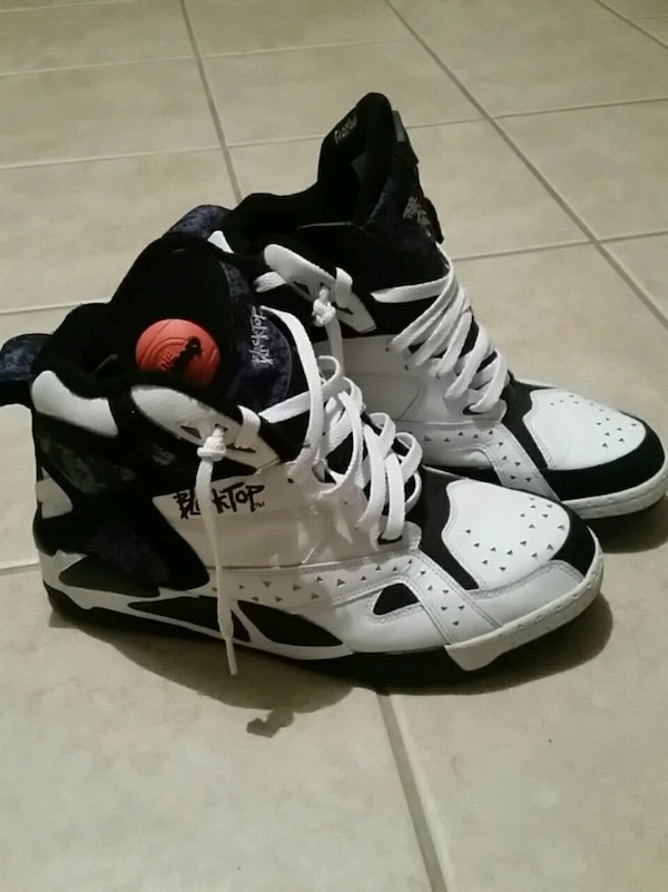 5b7c812d077 Used Size 11.5 Reebok Blacktop Pumps for sale in Little Elm - letgo