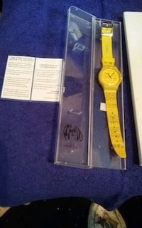 John Lennon Collectors analog wristwatch Chelsea, 35043